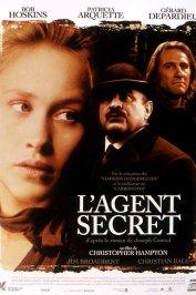 background picture for movie L'agent secret