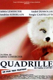 background picture for movie Quadrille