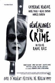 Affiche du film : Généalogies d'un crime