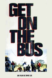 background picture for movie Get on the bus