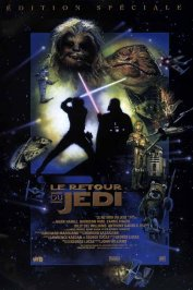 background picture for movie Le retour du jedi edition speciale