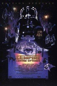 Affiche du film : L'empire contre-attaque, Edition spéciale