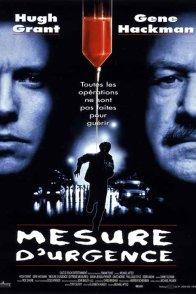 Affiche du film : Mesure d'urgence