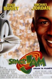 background picture for movie Space jam