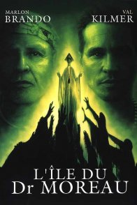 Affiche du film : L'île du Dr Moreau