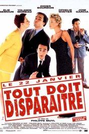 background picture for movie Tout doit disparaître
