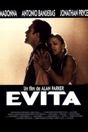 background picture for movie Evita
