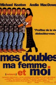 Affiche du film : Mes doubles ma femme et moi