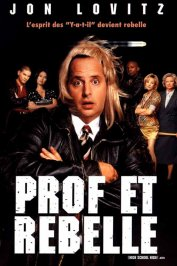 background picture for movie Prof et rebelle