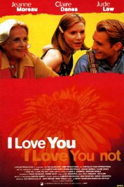 background picture for movie I love you, I love you not