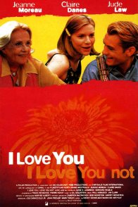 Affiche du film : I love you, I love you not