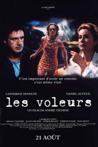 Affiche du film : Les voleurs