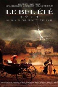 Affiche du film : Le bel ete 1914