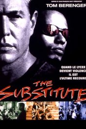 background picture for movie The substitute