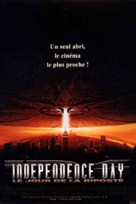 Affiche du film : Independence day