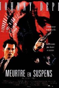 Affiche du film : Meurtre en suspens