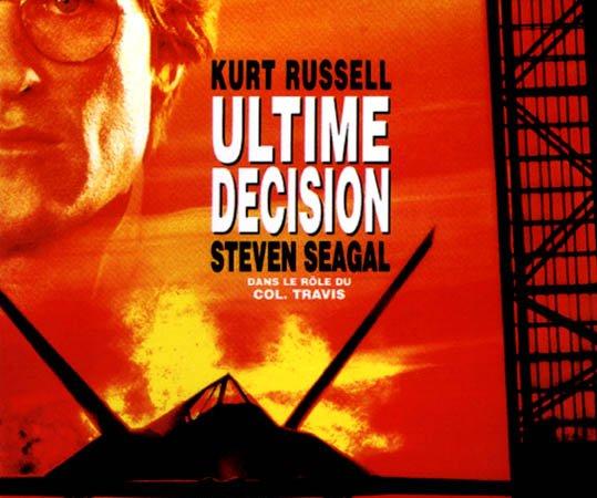 Photo du film : Ultime decision