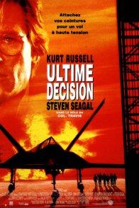 Affiche du film : Ultime decision
