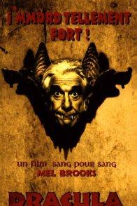 Affiche du film : Dracula mort et heureux de l'etre