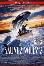 background picture for movie Sauvez willy 2