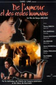 Affiche du film : De l'amour et des restes humains