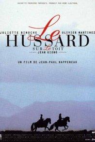 Affiche du film : Le Hussard sur le toit
