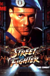 background picture for movie Street fighter