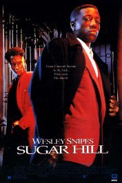 background picture for movie Sugar hill