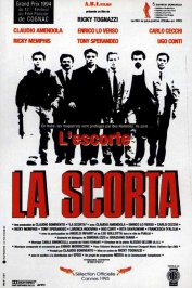 background picture for movie La scorta