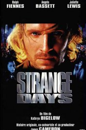background picture for movie Strange days