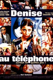 background picture for movie Denise au telephone