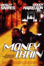 background picture for movie Money train