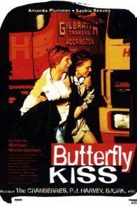 Affiche du film : Butterfly kiss