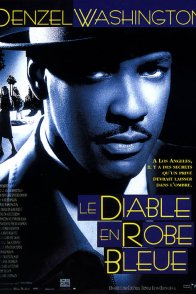 Affiche du film : Le diable en robe bleue