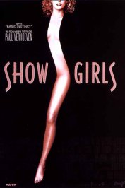 background picture for movie Showgirls
