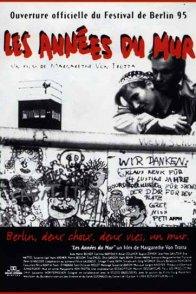Affiche du film : Les annees du mur