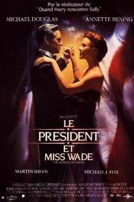Affiche du film : Le président et miss Wade