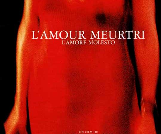 Photo du film : L'amour meurtri