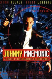 background picture for movie Johnny mnemonic
