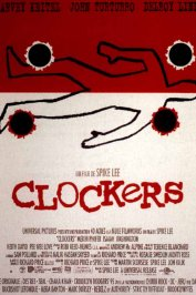 background picture for movie Clockers
