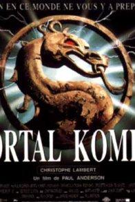 Affiche du film : Mortal kombat