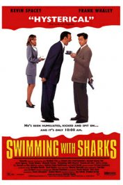 background picture for movie Swimming with sharks