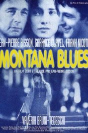 background picture for movie Montana blues