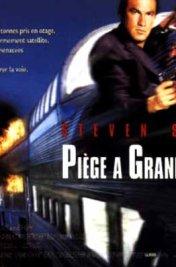 Affiche du film Piege a grande vitesse