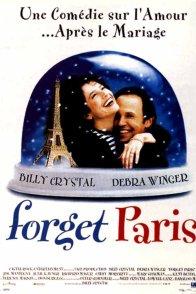Affiche du film : Forget paris