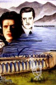 Affiche du film : Comme deux crocodiles