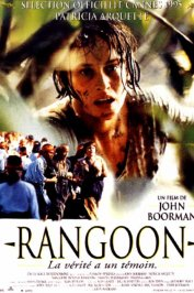 background picture for movie Rangoon