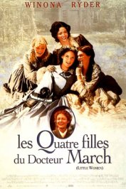 background picture for movie Les quatre filles du docteur march