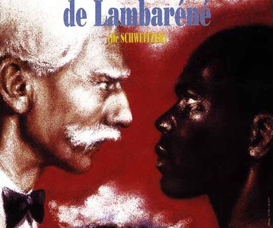 Photo du film : Le grand blanc de Lambarène