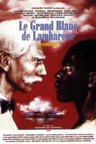 Affiche du film : Le grand blanc de Lambarène